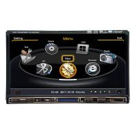 Wholesale Universal 1080P Windows Car DVD Player 7 Inch With TF Card 800 x 480 Resolution from china suppliers