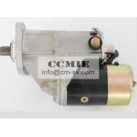 Wholesale PC200-1 Excavator Engine Parts Sany Spare Parts Starter Motor from china suppliers