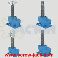 Wholesale machine drawing screw jack assembly, worm gear machine screw jack, metric machine screw jack from china suppliers