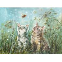 China DIY Diamond Painting Animal Series Needlework 3d Square Full Diamond Embroidery Pattern Small Lovely Painting on sale