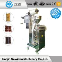 Wholesale 100-1000g Stainless Steel Filling Paste Packing Machine For Tomato Paste from china suppliers