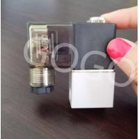 Wholesale Direct Acting Micro Control Valve , Aluminium Miniature Solenoid Valve Air Compressor Silent Pump Accessories from china suppliers