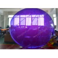 Wholesale Colourful 2m TPU Durable Inflatable Water Walking Ball For outdoor Games from china suppliers