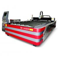Wholesale Professional 1000W Fiber Laser Cutter Machine With Strong Soft Optical Effects from china suppliers