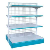 Wholesale White Wire Display Stands shelves With Powder Coated / Spray Painted from china suppliers