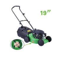 "Wholesale 19"" , 4HP Hand - push Steel Garden lawn mower With CE Approved from china suppliers"