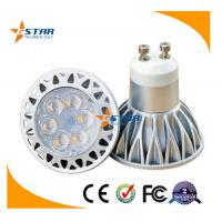 Wholesale Waterproof MR16 6 Watt GU10 LED Spot lights DC 12V 500 Lux Warm White from china suppliers