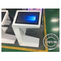 Wholesale Capacitive Touch Screen Kiosk , Win10 Wifi Multi Touch Interactive Kiosk from china suppliers