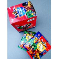 Wholesale Super heroes powder candy with poker healthy and funny from china suppliers