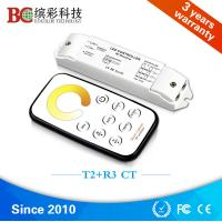 Wholesale Hot selling T2 R3 Mini CCT dimming LED light controller with touch remote control from china suppliers