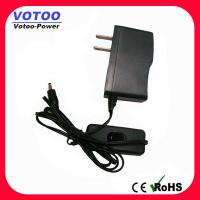Quality AC 100V - 240V Switching Power Adapter Converter US Plug 12V 1A DC for sale