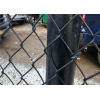 """Wholesale Industrial/Commercial Chain Link mesh Fabric  2""""x2' mesh Height  6ft Height diameter 11GA from china suppliers"""