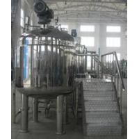 Wholesale Stainless Steel SS reactor equipment , glass lining in process vessels from china suppliers