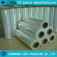 Wholesale 20 microns Manual pallet wrap film from china suppliers