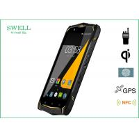 Wholesale Industrial Smartphone Android 7.0 Octa-Core 5.5 inch 4GB 64GB Rugged Phone with Digital Intercom from china suppliers