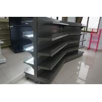 Wholesale Supermarket Display Fixtures Commercial Shelving Units With 3 Hook Bracket from china suppliers