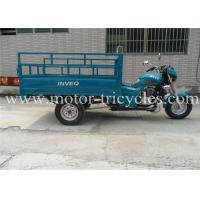 Wholesale 12V 9A Battery 150CC Trike Scooter , Motorized Cargo Trike 8.2KW Max Power from china suppliers