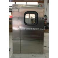 Buy cheap Surable Metal Air Shower Pass Box Buzzers Intercoms Available For Cleanroom from wholesalers