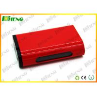 Wholesale Red Refillable Electronic Cigarette Mini 40w Box Mod 0.5 ohm USB charger from china suppliers