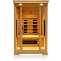 Quality 2people far infrared sauna room for sale