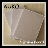 Buy cheap gypsum board standard size from wholesalers