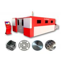 Wholesale High Precision Sheet Fiber Laser Cutting Machine from china suppliers
