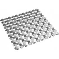 Buy cheap Square 25 Decorative Metal Mesh,Basket Weave Flat Wire Mesh for Facade Claddings from wholesalers