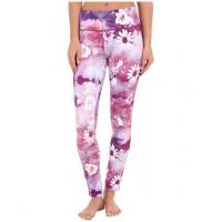 Quality Colorful Sublimated Hot Yoga Clothes  , Breathable Body Fit Fitness Leggings for sale