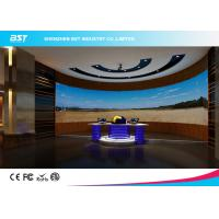 Wholesale SMD2121 P4mm Indoor Full Color Advertising curved video LED screen For Shopping Malls from china suppliers