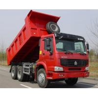 Wholesale New SINOTRUK howo dump truck 6x4 drive 336hp for Base Rock , Topsoil , Asphalt transportation from china suppliers