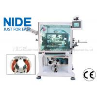 Wholesale Full Automatic Stator needle Winding Machine / Aluminum , Copper Wire Winding Machine from china suppliers