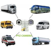 Wholesale Intelligence Waterproof Car PTZ Camera 700TVL with 150m Distance , High speed from china suppliers