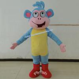 China boots monkey costume on sale