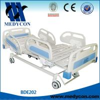 Adjustable Electric Bed With Three Functions Icu Bed Of
