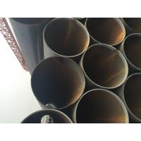 Wholesale Welded GB / T9711.1 - 1997 ERW Steel Pipe Q235 Carbon Steel Tube X 42 X 46 X 56 from china suppliers