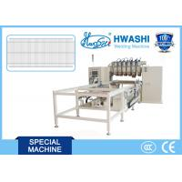 Wholesale 6-15 Guns Multi Head Wire Welding Machinery For Wire Mesh Of Shopping Trolley / Carts from china suppliers