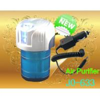 Wholesale 12V DC Silver Blue Mist and Negative Ions Car Air Humidifiers and Home Air Cleaners from china suppliers