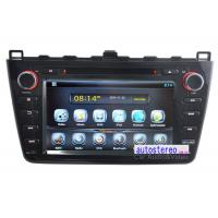 Wholesale Android 4.2.2 Car Stereo for Mazda6 6 Atenza GPS Navigation , USB Car Stereo with Bluetooth from china suppliers