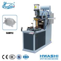 Buy cheap Automatic Pipe Clamp Welding Machine with Rotary Table from wholesalers