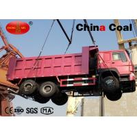 Wholesale ZZ3257N3847A Stock Large Dump Truck Logistics Equipment For Right Hand Driving Type from china suppliers
