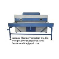 Wholesale door board vacuum press machine from china suppliers