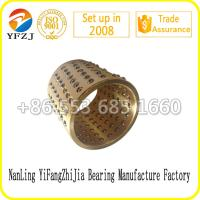 Wholesale Many sizes oilless bush supply copper bushing,plastic bearing,ball retainer cage from china suppliers