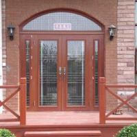 Wholesale Exterior Aluminum Door with Strong Decorative/High Protective/Luxurious/Durable from china suppliers