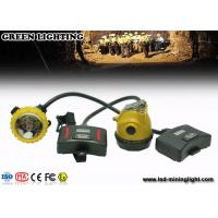 Wholesale 28000 Lux Explosion Proof mining cap lights, Germany Bayer PC miners head lamp from china suppliers
