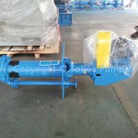 Wholesale Belt Driven SP Vertical slurry pump from china suppliers