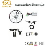 Quality 36V 350W Black Brushless Gearless Hub Motor Kit For Any Bikes​ for sale