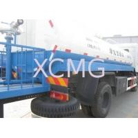 Buy cheap High Power Special Purpose Vehicles , Super Pressure Water Tanker Truck from wholesalers