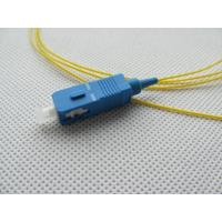 Wholesale SC Connector Fiber Optic Adapter Simplex Duplex and SM MM Fiber Coupler from china suppliers