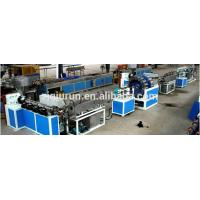 Quality PVC transparent flexible pipe hose extrusion making machine/pvc soft hose pipe production line/manufactuing machine for sale