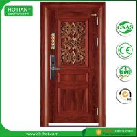 Wholesale Competitive Steel Security Door Popular For Residential Main Entrance Door from china suppliers